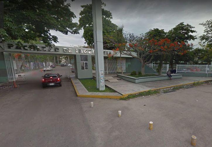 En imagen, la Facultad de Ingeniería de la Universidad Autónoma de Yucatán, casa de muchos profesionales de estas ciencias. (Google Maps)