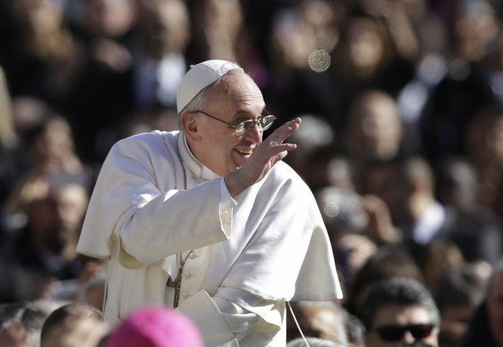 Desde el primer minuto de su pontificado, Bergoglio demostró gran humildad y sencillez. (Archivo/Agencias)
