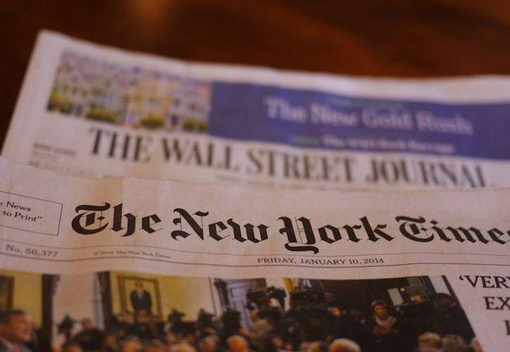 Diarios como Los Angeles Times, Wall Street Journal y The New York Times vieron retrasados sus procesos de producción. (vanguardia.com)