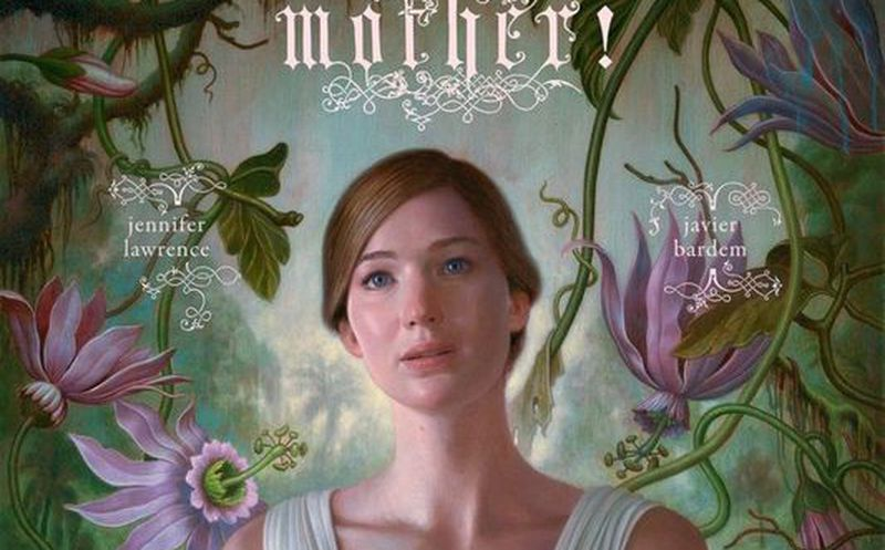 Ve el aterrador teaser de Mother! de Jennifer Lawrence y Darren Aronofsky