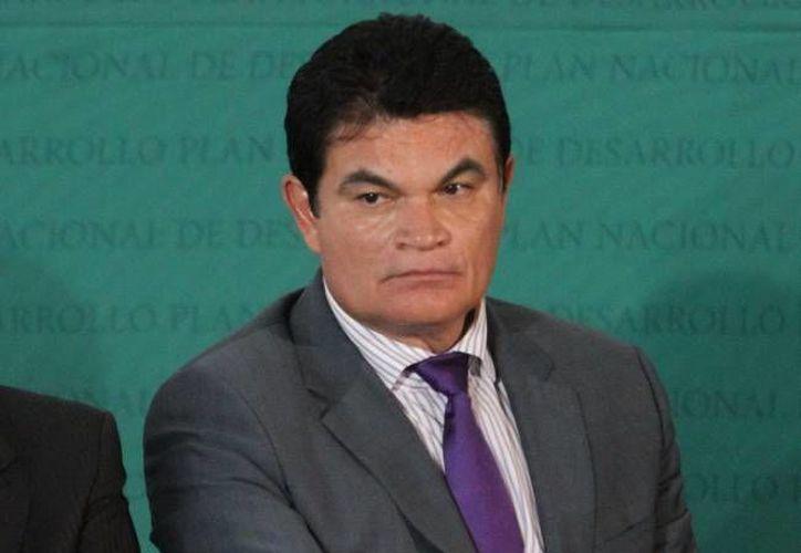 Apenas el pasado 4 de junio un escolta del gobernador de Sinaloa, Mario López (foto), fue objeto de un 'levantón'. (Notimex/Archivo)