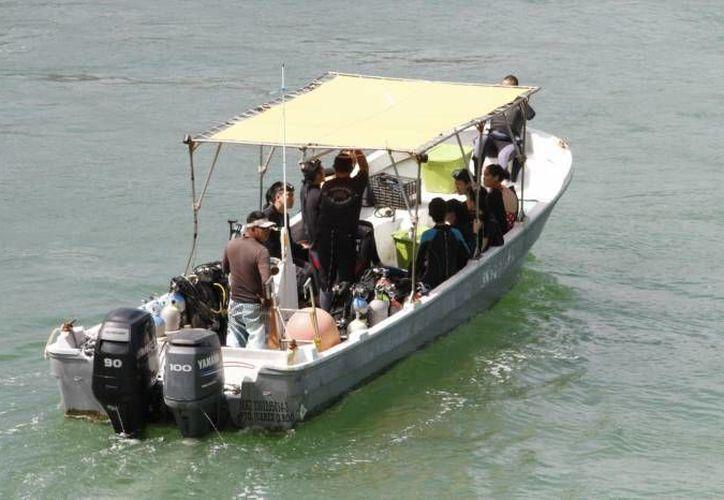 El boyado ayudará a aminorar el impacto de los turistas en el área. (Archivo/SIPSE)