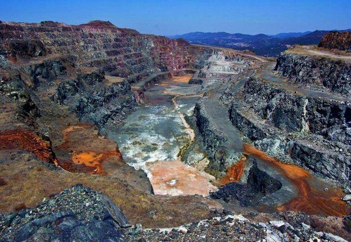 Grupo México prevé iniciar la construcción de las minas en Aznalcóllar -en la imagen- en el año 2016. (andaluciainformacion.es)