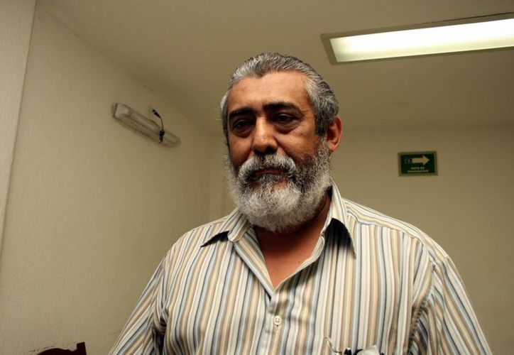 El exdirector de Salud Mental de la SSY, Ariel Lugo Rodríguez. (Milenio Novedades)