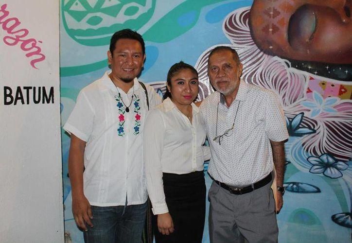 La autora Diana Mireya Tun, ha participado en numerosas lecturas de su obra. (Foto: Cortesía)