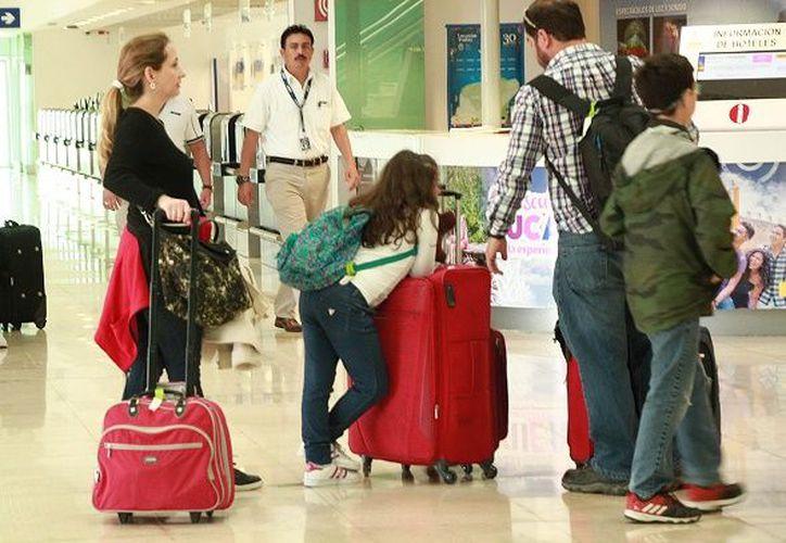 La Profeco vela por los derechos de los usuarios de las líneas aéreas. (Foto: Milenio Novedades)