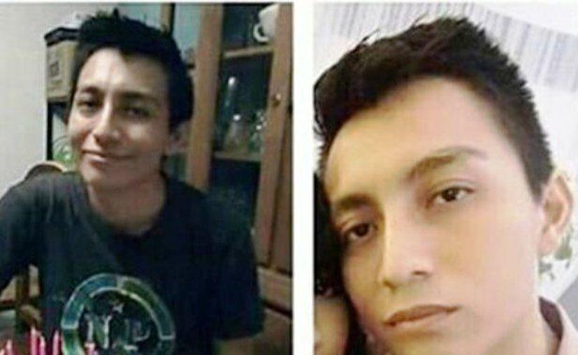 Osvaldo, de 23 años, fue localizado en la colonia Obrera de Mérida. (Foto: redes sociales)