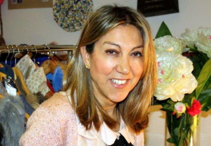 La empresaria Rosario Díaz Cervera invita a las amas de casa ser emprendedoras. (SIPSE)