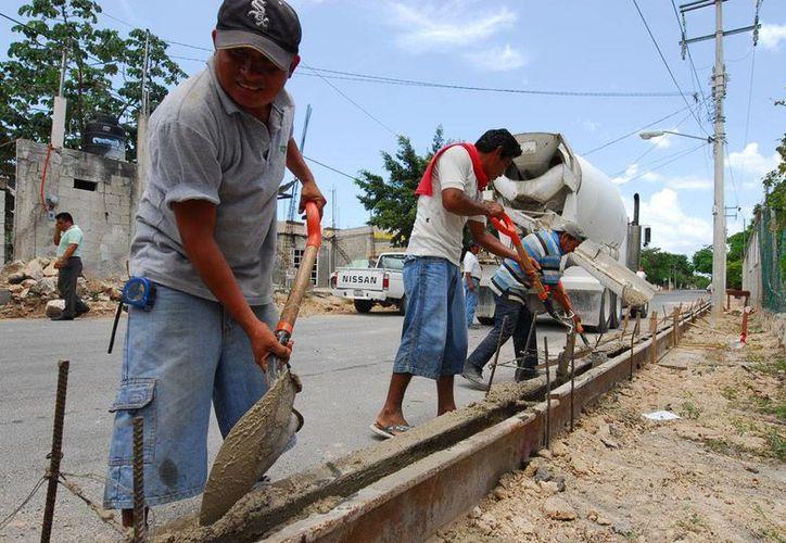 En julio se espera que el municipio reciba los recursos económicos provenientes del programa Hábitat. (Octavio Martínez/SIPSE)