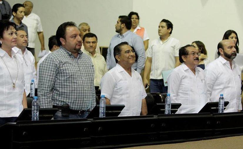 Los diputados yucatecos avalaron la reforma en telecomunicaciones. (Cortesía)