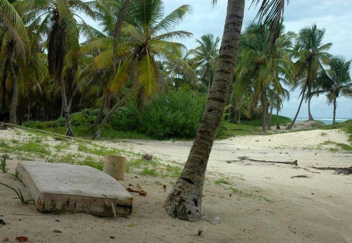 Una de las iniciativas incluidas en el manifiesta es el retorno de la Reserva de Sian Ka´an a los indígenas mayas. (Cortesía/Facebook)