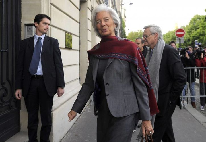 Lagarde ya no será acusada, al menos por el momento. (EFE)