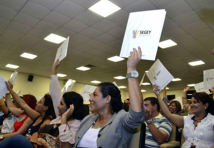 Segey asignará plazas según los puntajes. (Foto: Milenio Novedades)