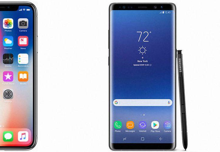 Samsung es la única compañía capaz de fabricar las cantidades necesarias de pantallas OLED, los flashes y los chips DRAM que Apple necesita. (The Daily Dot)