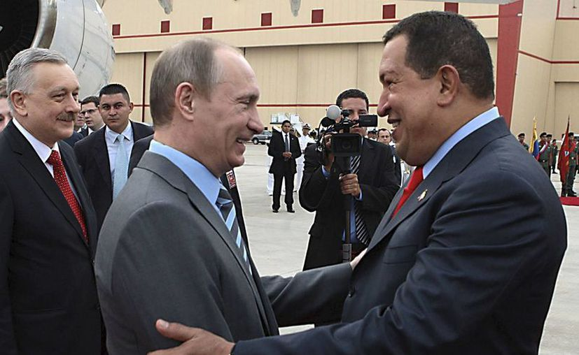 El presidente ruso, Vladímir Putin, lo recuerda como un gran amigo de Rusia. (Agencias)