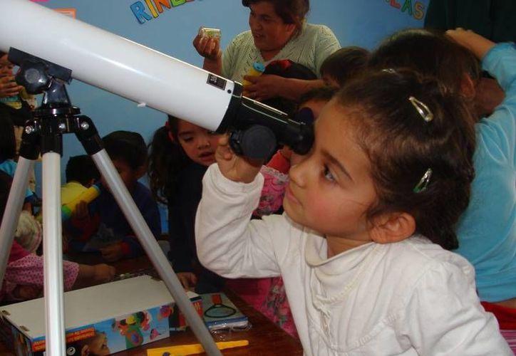 Organizarán observaciones solares para familiarizar a los menores de primaria y secundaria. (Contexto/Internet)