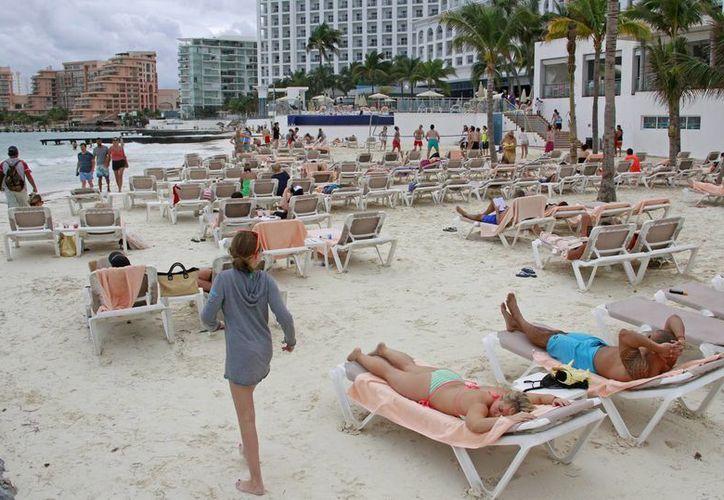 Tratarán de incrementar el mercado europeo en este destino de playas. (Jesús Tijerina/SIPSE)
