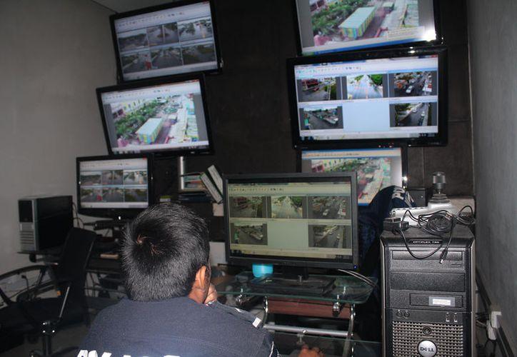 Son 144 los sitios que se asignarán para los ojos electrónicos en Cozumel. (Redacción/SIPSE).