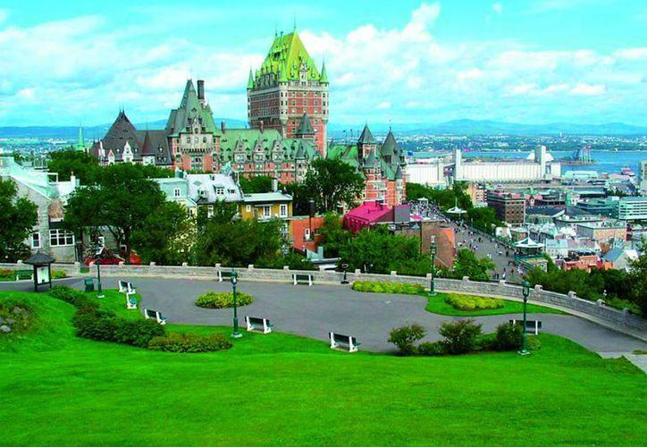 A diferencia de las demás provincias canadienses, Quebec tiene como única lengua oficial el francés.