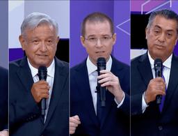 ¿Quién va arriba en las votaciones presidenciales 2018?