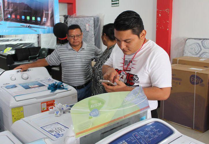 Los comercios respetaron los precios en la ciudad de Chetumal, según la Profeco. (Joel Zamora/SIPSE)