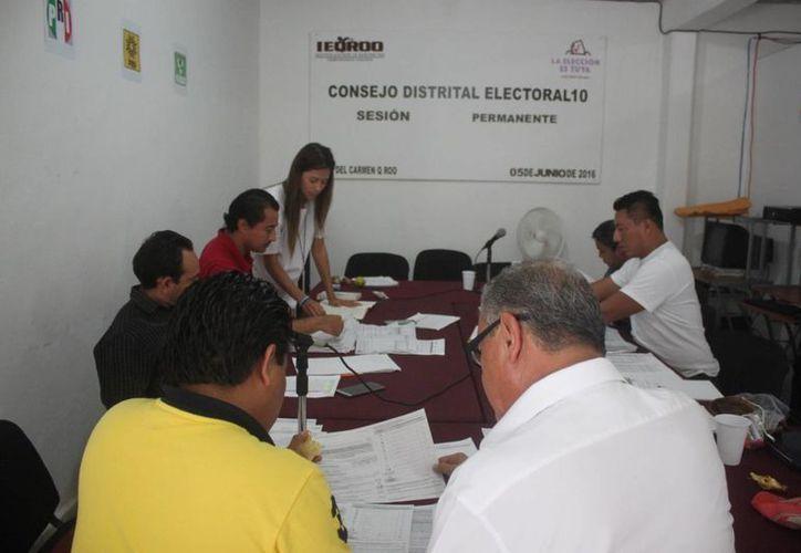 Los Consejos Distritales celebrarán sesión ininterrumpida. (Redacción/SIPSE)