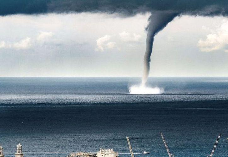 El fenómeno dejó daños materiales en la costa. (Foto: Contexto/Internet).