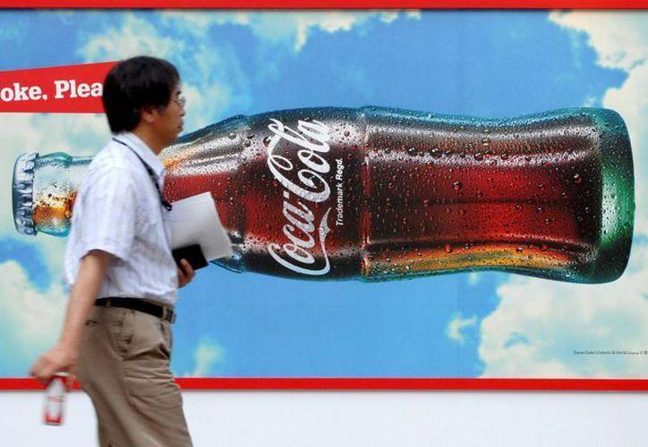 Coca-Cola, PepsiCo y Dr Pepper también participarán en acciones de promoción, como otorgar cupones a los clientes. (Archivo/EFE)