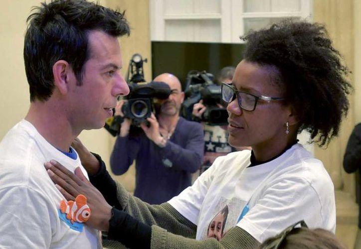 El padre de Gabriel tuvo que fingir ante su pareja, para colaborar con las investigaciones. (Foto: RTVE.es)