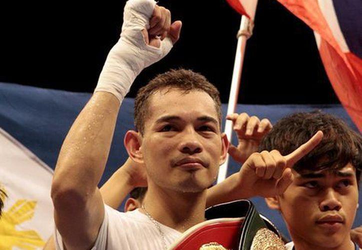 El filipino Nonito Donaire es campeón supergallo por la Organización Mundial de Boxeo. (Archivo/EFE)