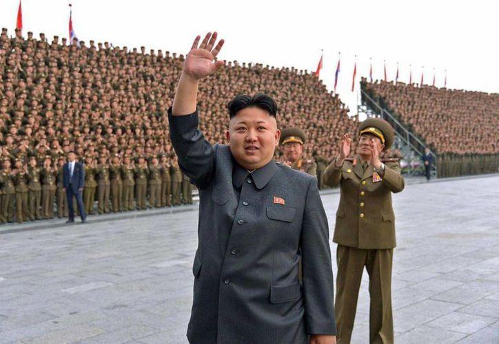 Kim Jong-un ordenó a las fuerzas armadas de Corea del Norte prepararse para combatir. (Yonhap)