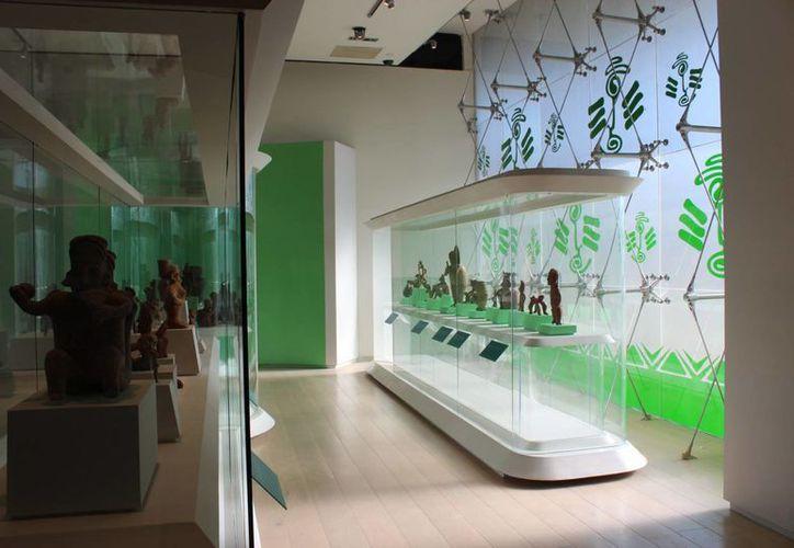 """El Museo Maya de Cancún exhibirá las obras de """"Semillas de vida. La sexualidad de Occidente"""". (Cortesía/Notimex)"""
