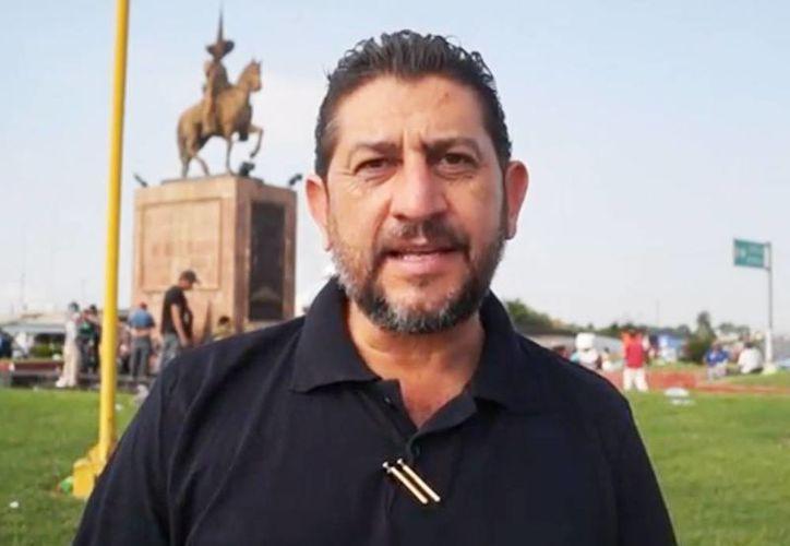 Tito Emigdio Fernández Torres también niega pertenecer a algun partido político. (Facebook de Michoacanos Paz y Dignidad)