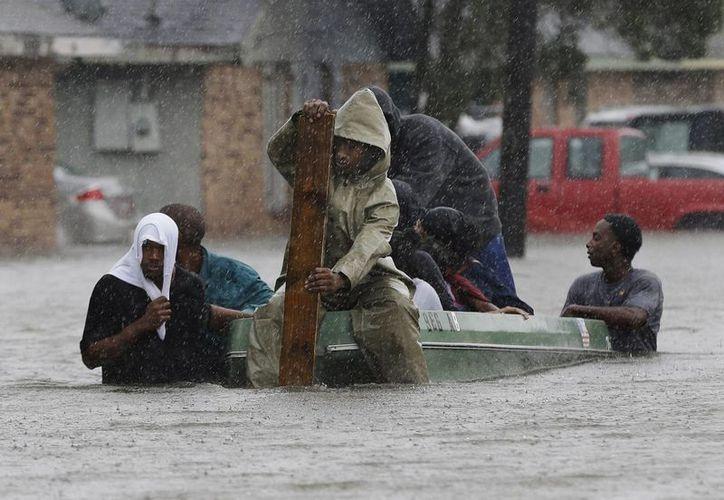 El área del Golfo de México sería la más afectada, señala el NOAA. (Agencias)
