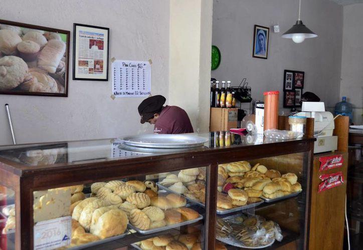 Desde este sábado el pan dulce en Mérida cuesta de uno a tres pesos más caro. (SIPSE)