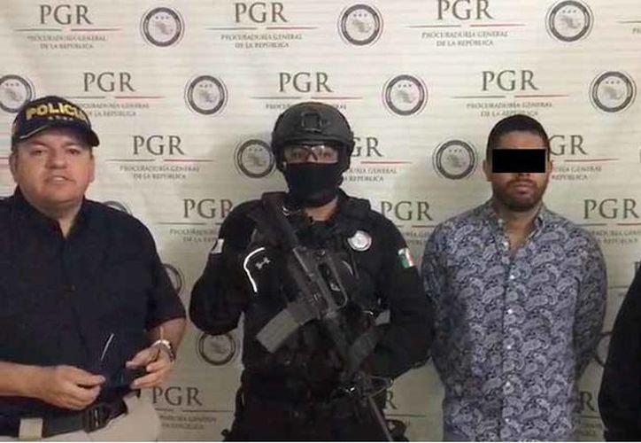 El detenido será trasladado por elementos de la Agencia de Investigación Criminal a la Ciudad de México. (Redacción)