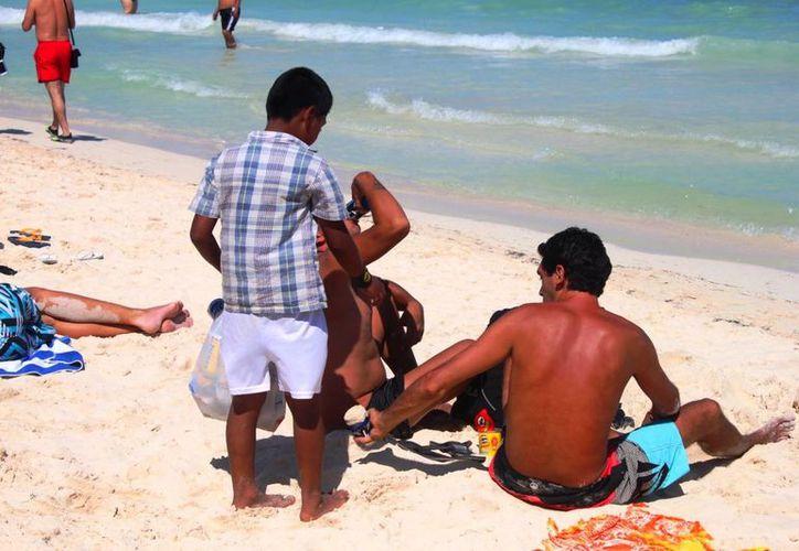 La mayor incidencia se ha marcado en la zona turística de la Quinta Avenida. (Daniel Pacheco/ SIPSE)
