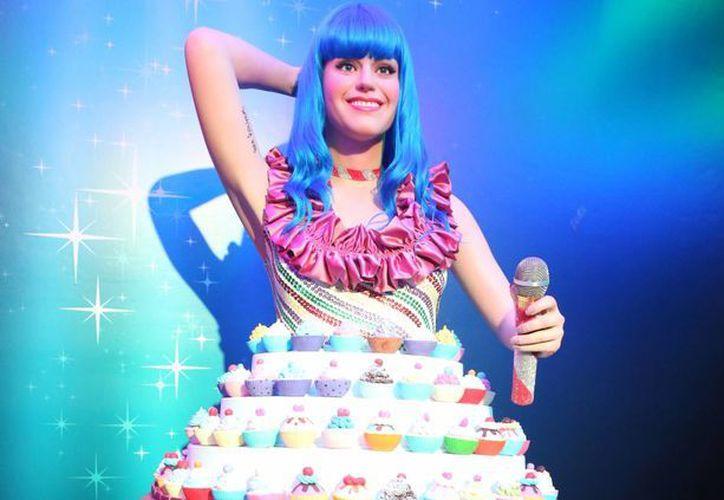 También se ubicará la figura de  Katy Perry. (Luis Soto/SIPSE)