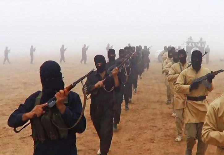 El autollamado Estado Islámico surgió en 2003 como una rama de la red Al Qaeda, aunque después se separó y tomó el control de amplias zonas de Siria e Irak. (Archivo/Agencias)