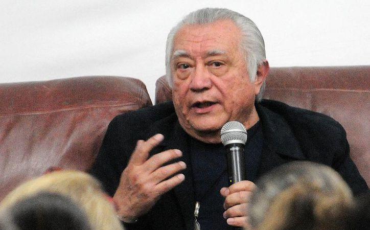 Agustín Monsreal obtuvo en 1978 el Premio Bellas Artes por su destacado Cuento'Los ángeles enfermos'.(Sedeculta)