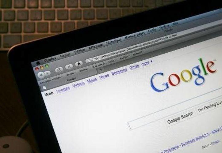 Google es el buscador más popular de Internet y una de las empresas que más dinero gana con su publicidad. (Agencia)