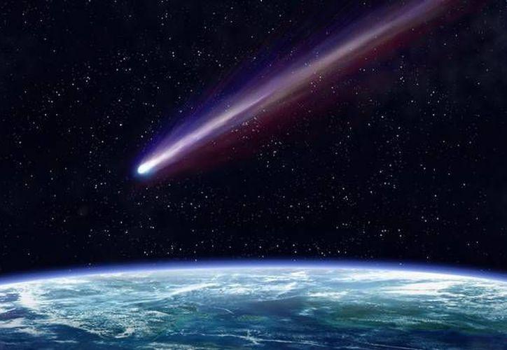 El momento de mayor aproximación a la Tierra del cometa Catalina está previsto para el 17 de enero. (Contexto/Internet)