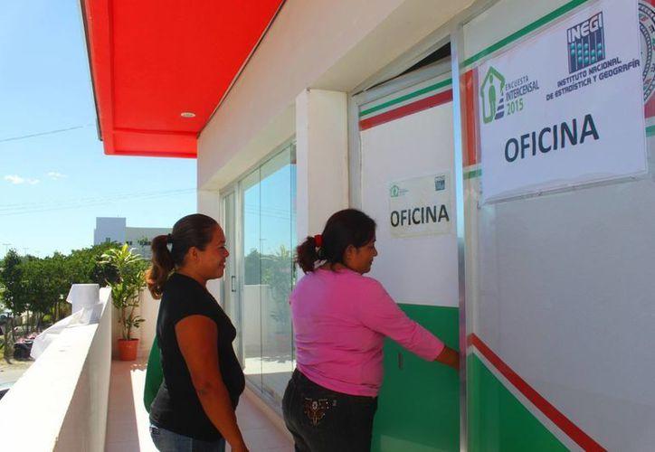 El Inengi realizará la Encuesta Intercensal 2015 a partir de marzo. (Daniel Pacheco/SIPSE)