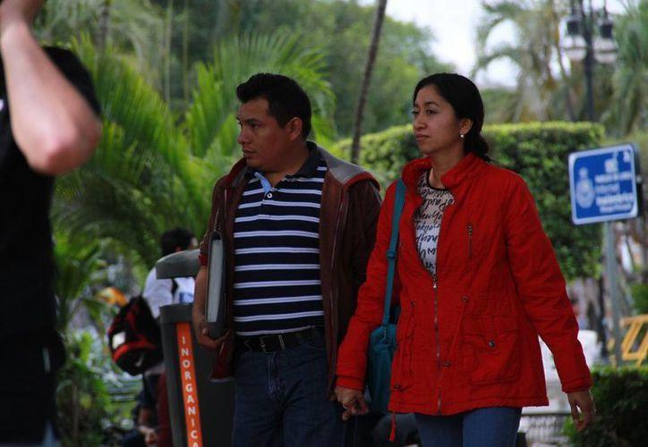 Para hoy y mañana, para Yucatán, se esperan condiciones de cielo despejado a medio nublado, sin probabilidad para lluvias. (Jorge Acosta/Milenio Novedades)