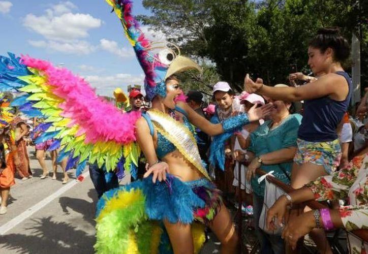 El Carnaval de Mérida se llevará acabo del 29 de febrero al 6 de marzo. (Foto:Novedades Yucatán)