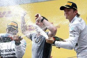 Rosberg, ganador de GP de F1 en Austria