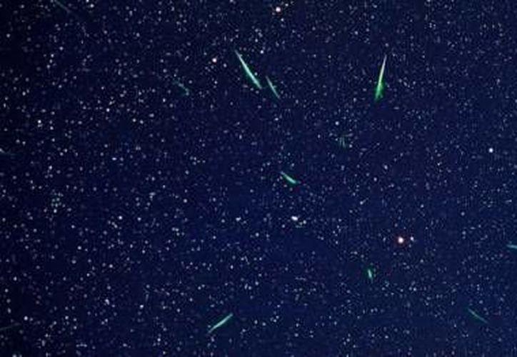 El mejor momento para ver la lluvia de estrellas, será en las horas tempranas de la mañana. (Contexto/Internet)