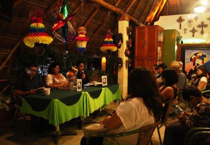 Cada mes en el 'Jardín del Edén' de Playa del Carmen se realizará la lectura de una obra literaria. (Octavio Martínez/SIPSE)