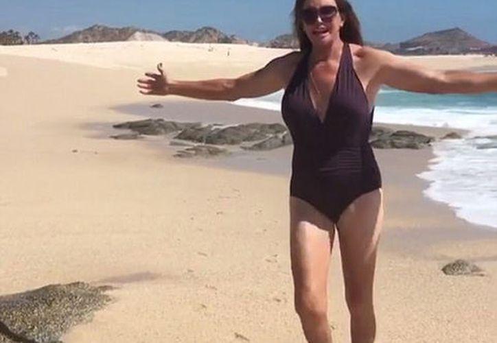 Caitlyn Jenner fue tendencia en las redes sociales debido a un video que compartió en instagram. (Foto: Instagram)