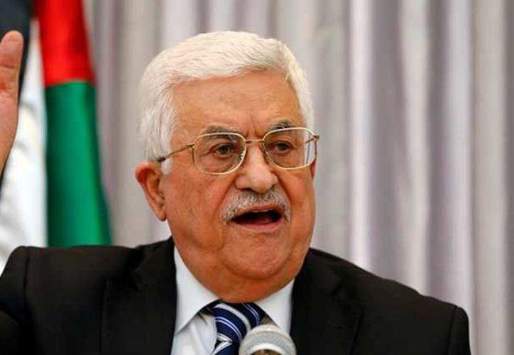 Mahmud Abbas afirmó que fue el dinero y no la fe, la causa de la persecución de los judíos. (Internet)
